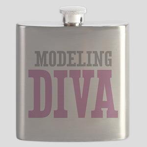 Modeling DIVA Flask