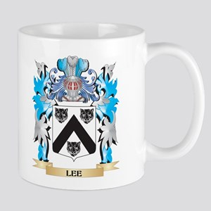 Lee Coat of Arms - Family Crest Mugs