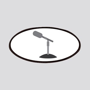 Microphone Desk Stand Patches