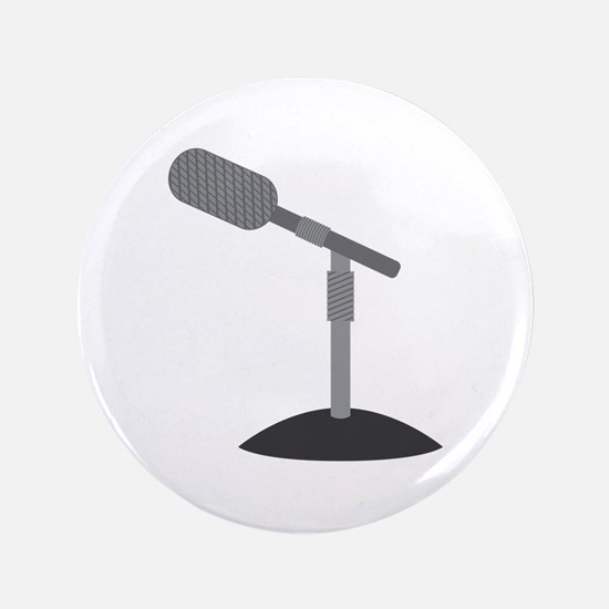 "Microphone Desk Stand 3.5"" Button"