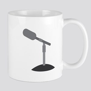 Microphone Desk Stand Mugs