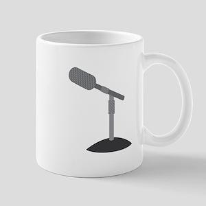 Microphone Desk Stand Mugs