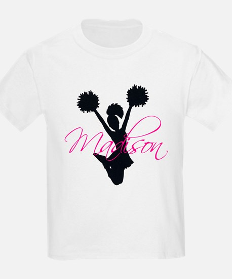 Unique Pink cheer T-Shirt