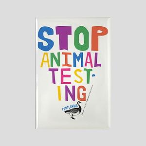 Portlandia Animal Testing Magnets