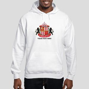 Sunderland AFC Hooded Sweatshirt