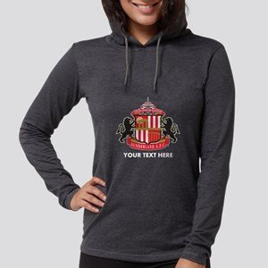 Sunderland AFC Womens Hooded Shirt