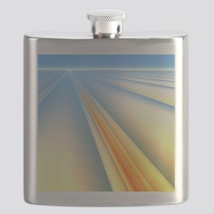 The Blinding Light of Day Flask