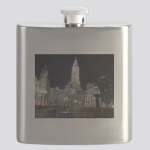 Philadelphia - City Hall. Flask