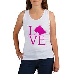Cane Corso Love Women's Tank Top