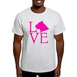 Cane Corso Love Light T-Shirt