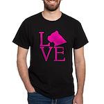 Cane Corso Love Dark T-Shirt