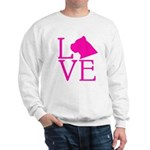 Cane Corso Love Sweatshirt