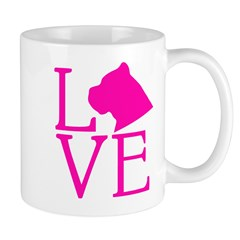 Cane Corso Love Mug
