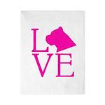 Cane Corso Love Twin Duvet