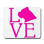 Cane Corso Love Mousepad
