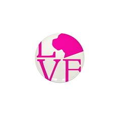 Cane Corso Love Mini Button
