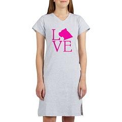 Cane Corso Love Women's Nightshirt