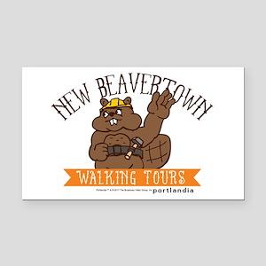 New Beavertown Walking Tours Portlandia Rectangle