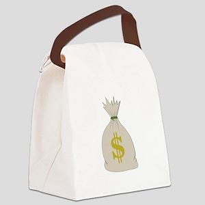 Money Bag Canvas Lunch Bag
