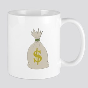Money Bag Mugs