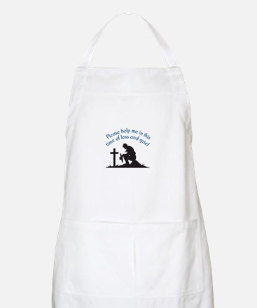 LOSS AND GRIEF Apron
