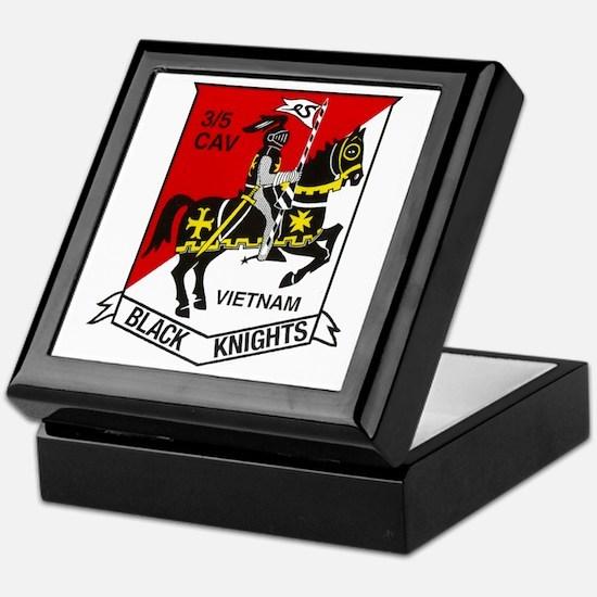 3RD SQUADRON 5TH CAVALRY Keepsake Box