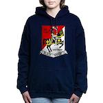 3RD SQUADRON 5TH CAVALRY Women's Hooded Sweatshirt