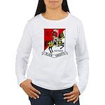 3RD SQUADRON 5TH CAVAL Women's Long Sleeve T-Shirt