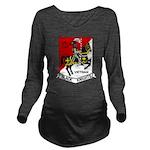 3RD SQUADRON 5TH CAV Long Sleeve Maternity T-Shirt