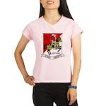 3RD SQUADRON 5TH CAVALRY Performance Dry T-Shirt