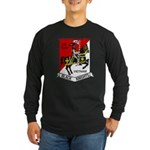 3RD SQUADRON 5TH CAVALRY Long Sleeve Dark T-Shirt