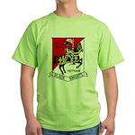3RD SQUADRON 5TH CAVALRY Green T-Shirt