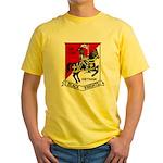 3RD SQUADRON 5TH CAVALRY Yellow T-Shirt