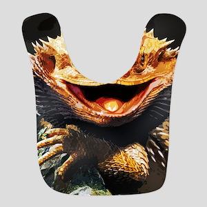 Grotesque Bearded Dragon Lizard Bib