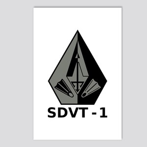A SDVT-1 Postcards (Package of 8)