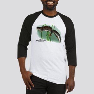 Great Crested Newt Baseball Jersey