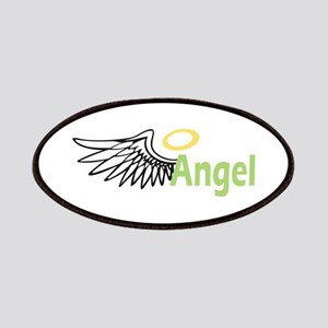 ANGEL WING HALO Patches
