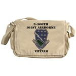 3-506TH CURRAHEE Messenger Bag