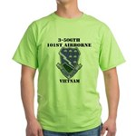 3-506TH CURRAHEE Green T-Shirt