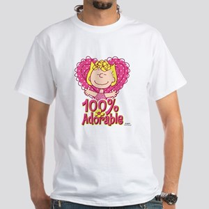 Sally 100% Adorable Men's Classic T-Shirts