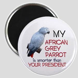 My Grey Smarter Magnet
