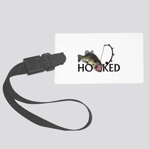 HOOKED Luggage Tag