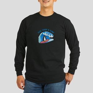 SUN SAND AND SURF Long Sleeve T-Shirt