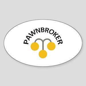 PAWNBROKER Sticker