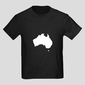 OPEN AUSTRALIA OUTLINE T-Shirt