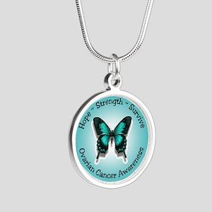 Ovarian Cancer Awareness Necklaces