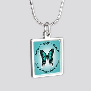 Ovarian Cancer Awareness Necklaces