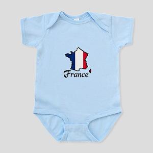 FRANCE Body Suit