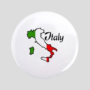 """ITALY 3.5"""" Button"""
