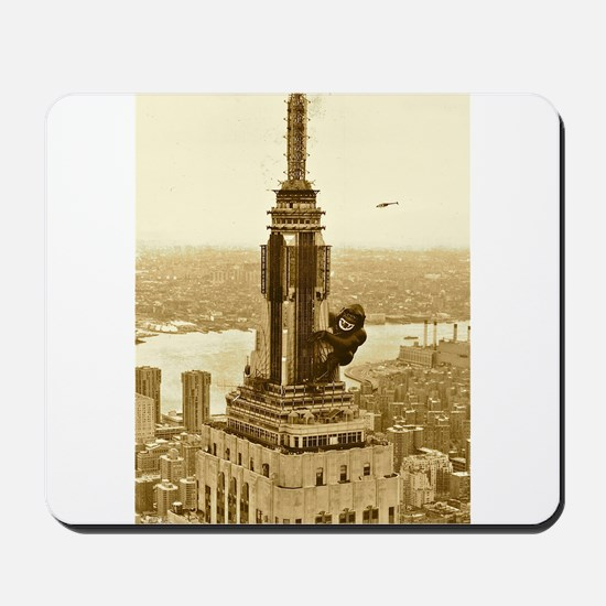 King Kong: Empire State Building Mousepad